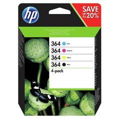 HP 364 N9J73AE Black Colour Combo Pack Ink Cartridge
