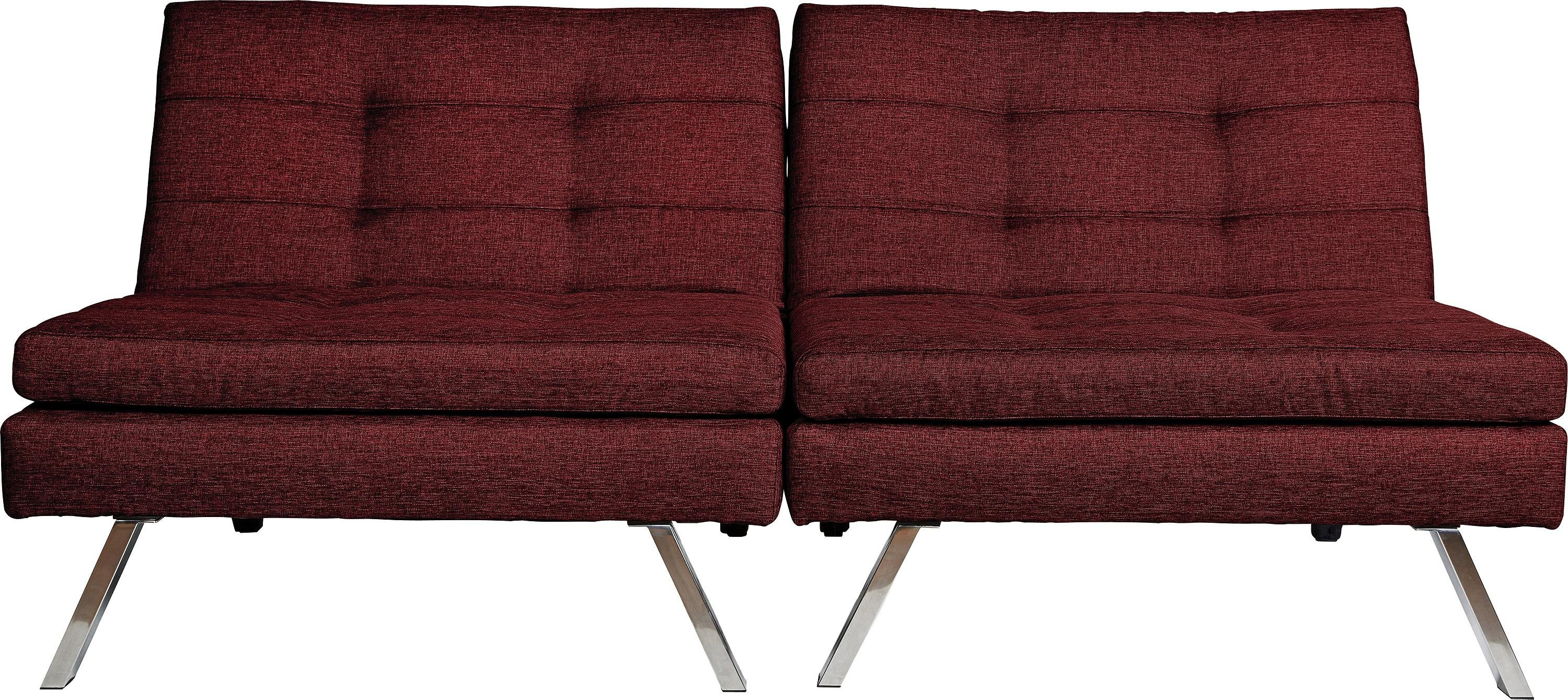 Double futon sofa bed double futon sofa bed ebay inside for Couch 4 meter