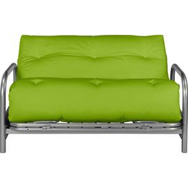 Argos Home Mexico 2 Seater Futon Sofa Bed - Green