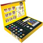 more details on Snazaroo Large Face Paints Gift Box.