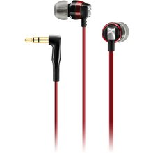 Sennheiser CX 3.00 Ear Canal Headphones - Red