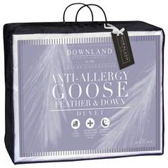 Downland All Seasons Anti-allergy 15 Tog Duvet - Superking