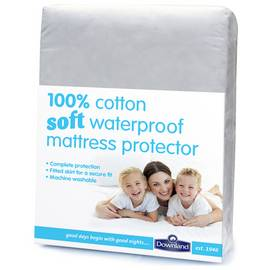 Downland Cotton Soft Mattress Protector