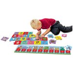 more details on Chad Valley PlaySmart Jumbo Alphabet and Numbers Floor Jigsa