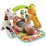 more details on Fisher-Price Newborn-to-Toddler Play Gym.