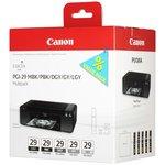 more details on Canon PGI-29 Ink Cartridge Multipack.
