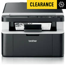 Brother DCP-1612W Wireless All-in-one Mono Laser Printer