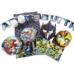more details on Transformers Party Pack for 16 Guests.