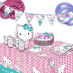 more details on Hello Kitty Ultimate Party Pack for 16 Guests.