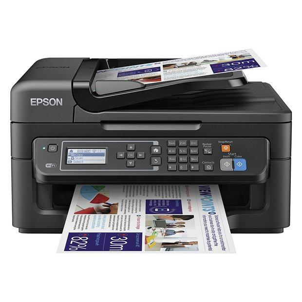 Buy Epson WorkForce WF-2630WF All-in-One Wireless Printer | Printers | Argos