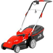 Buy Bosch Rotak 34 13 Corded Rotary Lawnmower 1300w At