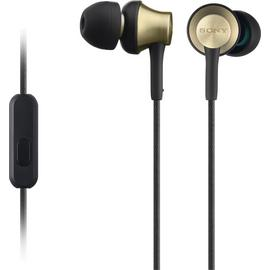 Sony MDX-EX650AP In-Ear Headphones - Brass