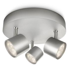 Philips myLiving Adjustable 3 Ceiling Spot Light - Aluminium