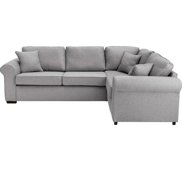 Buy Garden Corner Sofa: Buy Collection Erinne Fabric Right Hand Corner Sofa