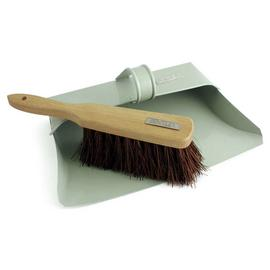 Heritage Set of 2 Dustpan and Brush Set