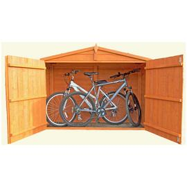 Homewood Overlap Bike Store - 7 x 3ft