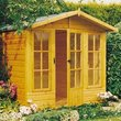 more details on Homewood Chatsworth Wooden Summerhouse - 10 x 7ft.