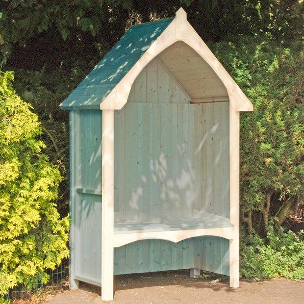 buy homewood balsam arbour at your online. Black Bedroom Furniture Sets. Home Design Ideas