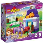 more details on LEGO Disney Princess Sofia The First Royal Stable - 10594.