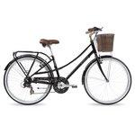 more details on Kingston Primrose Retro Hybrid Bike - Womens