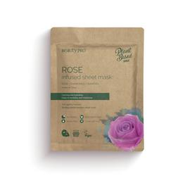 Natura Rose Infused Sheet Mask