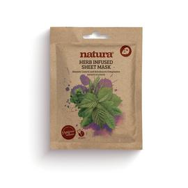 Natura Herb Infused Sheet Mask