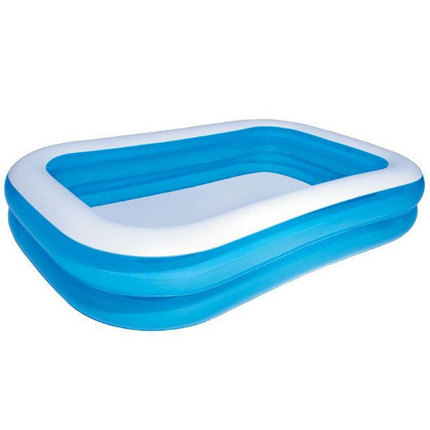 Buy Chad Valley 8 5ft Family Swim Centre Paddling Pool 950l Pools And Paddling Pools Argos