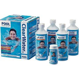 Clearwater Pool Water Treatment Starter Kit