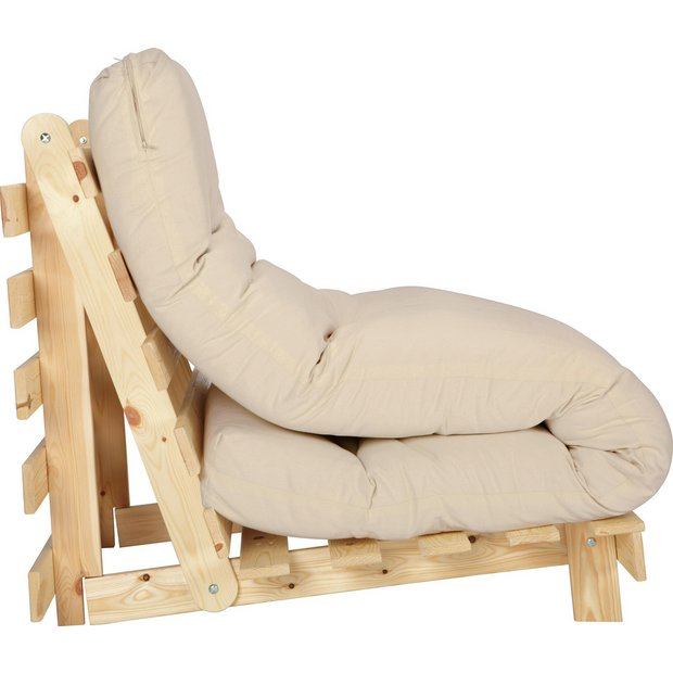 Online Bed Stores: Buy HOME Single Futon Sofa Bed With Mattress