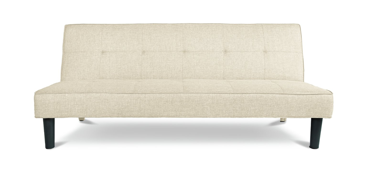 more details on home patsy 2 seater fabric clic clac sofa bed   argos futons   roselawnlutheran  rh   roselawnlutheran org