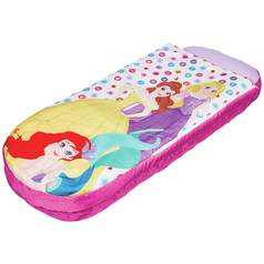 Disney Princess Kids ReadyBed - Air Bed & Sleeping Bag Combo