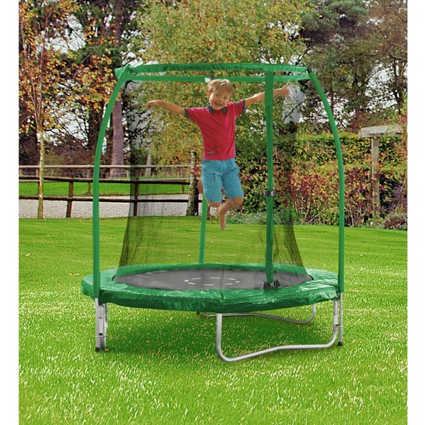 Buy Chad Valley 6ft Trampoline And Enclosure At Argos.co