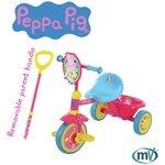 more details on Peppa Pig Trike - Pink.