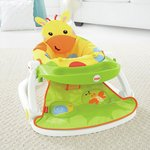 more details on Fisher Price Giraffe Sit-Me-Up Feeding Booster Seat.