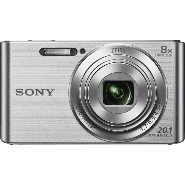 Buy Sony Cybershot W830 20MP 8x Zoom Compact Digital Camera ...