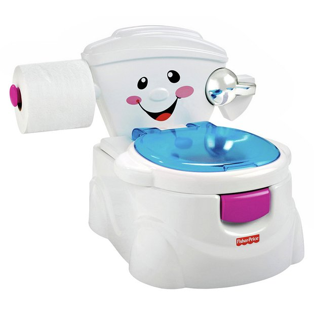 Toys R Us Potty Watch : Buy fisher price fun to learn potty at argos your