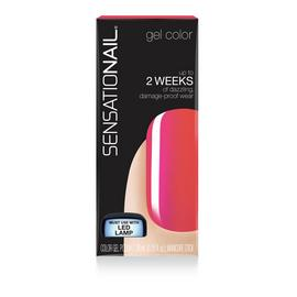 Sensationail Gel Nail Polish - Tropical Punch