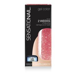 SensatioNail Gel Nail Polish - Rose Gold