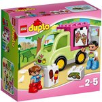 more details on LEGO DUPLO Ice Cream Truck - 10586.