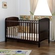 more details on Obaby Grace Cot Bed - Walnut