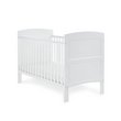 more details on Obaby Grace Cot Bed - White.