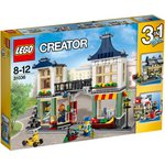 more details on LEGO Toy and Grocery Shop - 31036.