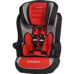 more details on Nania Imax Group 1-2-3 Car Seat - Agora Carmin.