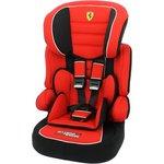 more details on Ferrari Beline SP Corsa Group 1-2-3 Car Seat.