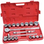 more details on Hilka 21 Piece Metric 3/4 Drive Socket Set.