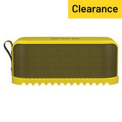 Jabra Solemate NFC Wireless Speaker - Yellow