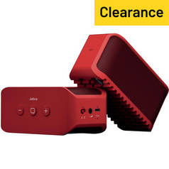 Jabra Solemate Mini Wireless Speaker - Red