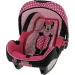 more details on Disney Minnie Mouse Group 0 Plus Infant Carrier Car Seat.