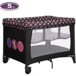 more details on Disney Travel Cot and Bassinette - Minnie Circles.
