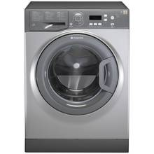 Hotpoint WMAQF 641G 6KG 1400 Spin Washing Machine - Graphite
